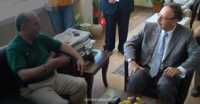 55.Hükümet Ulaştırma Bakanı Arif Ahmet Denizolgun